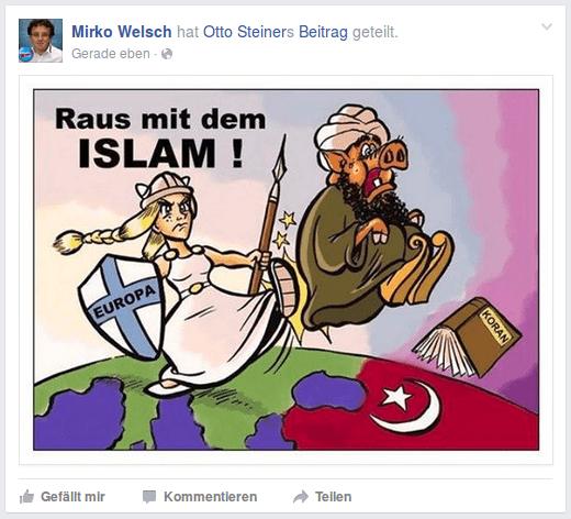 Auf Terror folgt Islamhetze