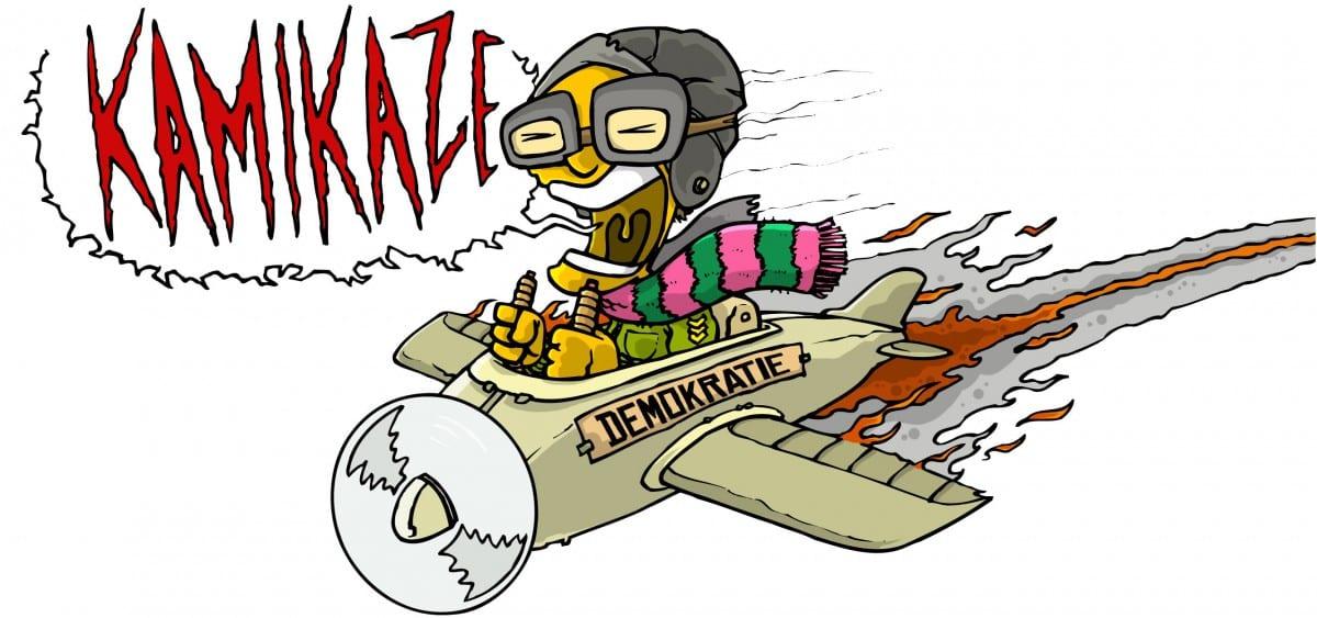 Kamikaze-Demokratie