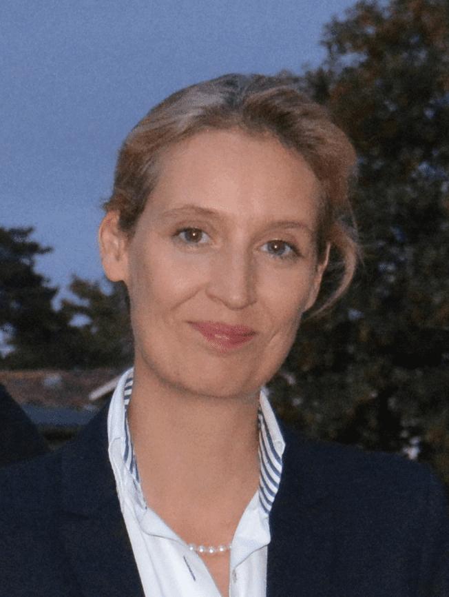Alice Weidel - die deutsche Barbara Streisand